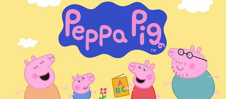 小猪佩奇全集:五六季-百度网盘_免费网盘