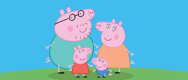 小猪佩奇全集:一二三四季-百度网盘_免费网盘